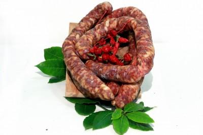 Salsicce Secche Piccanti