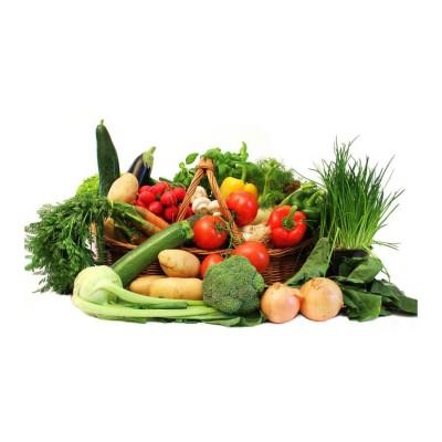 Cassetta di Verdura mista del Orto Bio 5kg