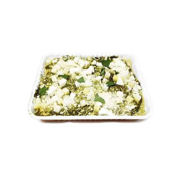 Lasagna al Pesto